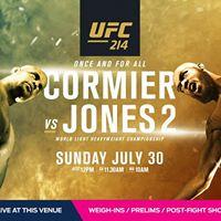 UFC 214 - Cormier Vs Jones 2