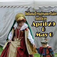 Indiana Renaissance Faire Auditions