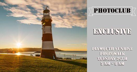 Plymouth Sunrise Photowalk