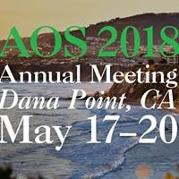 154th Annual Meeting of the AOS