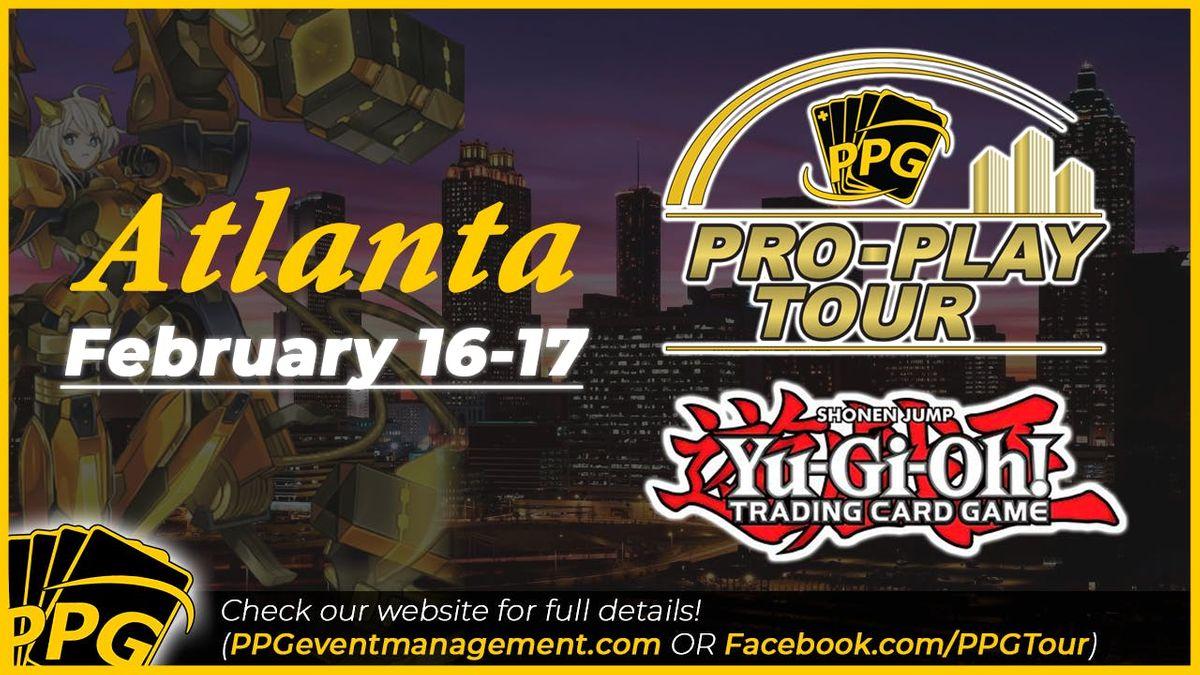 YGO 3200 Pro-Play Tour Atlanta