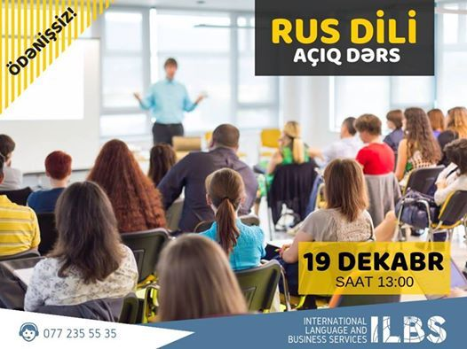 Rus Dili Seminar (Aq Drs)