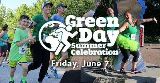 Green Day Summer Celebration