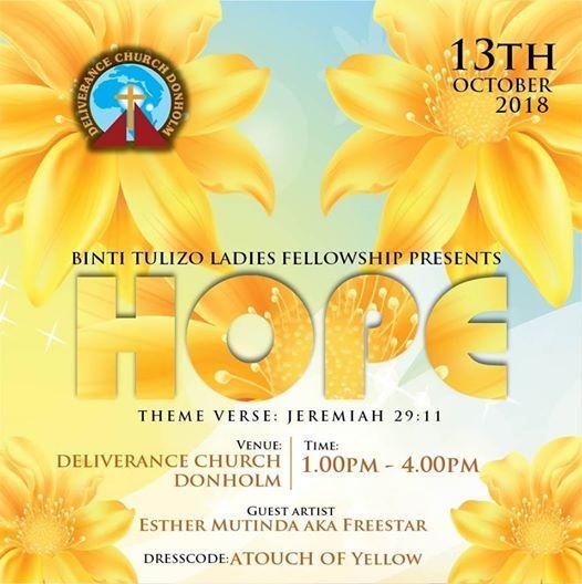Binti Tulizo Ladies Fellowship