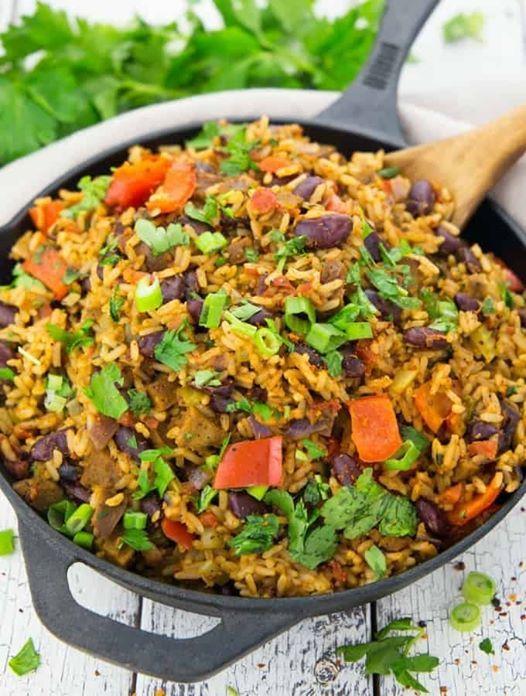 Veggie Jambalaya Make & Take