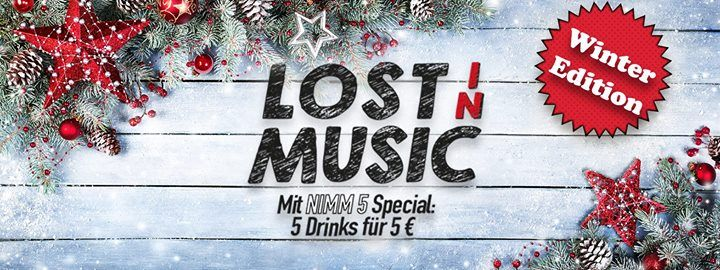 LOST in MUSIC - Winter Edition