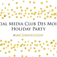 Social Media Club Des Moines Holiday Party