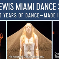 Daniel Lewis Miami Dance Sampler Presented by Dance NOW Miami