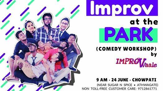 Improv at the Park 2.0 (Comedy Workshop)