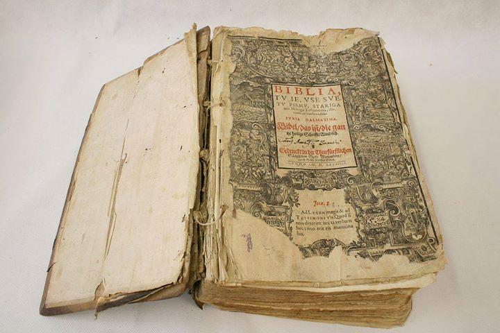 EDL - Delavnica ponatisa Biblije ob 500. obletnici reformacije
