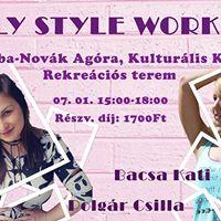 Girly Style Summer Workshop  Szolnok