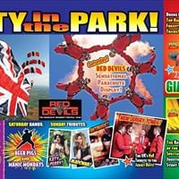 Party in the Park Middlesbrough