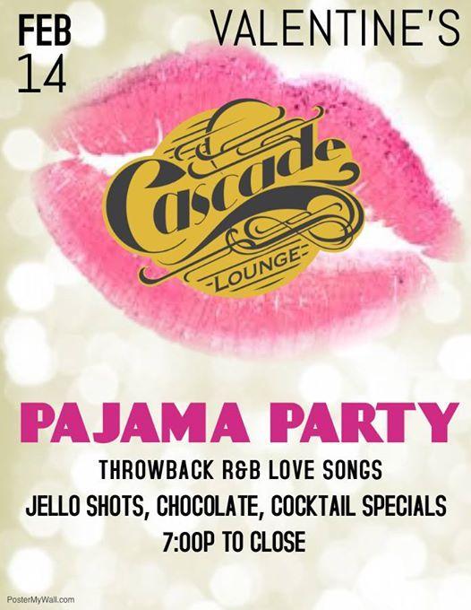 Valentines Pajama Party