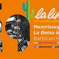 Mexrrissey La Reina is Dead  La Linea 18  Barbican 29 April