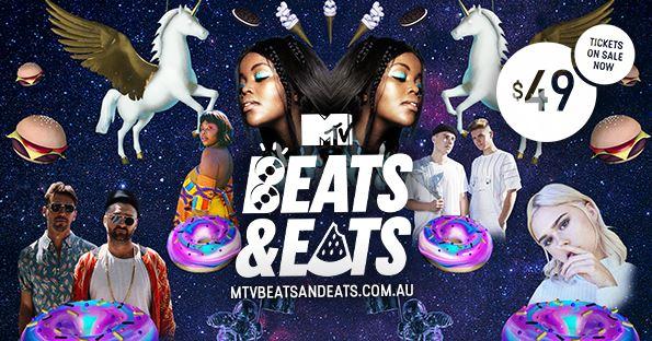 MTV Beats and Eats Festival 2017