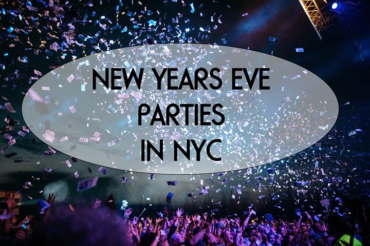 NYCs Best NYE Parties
