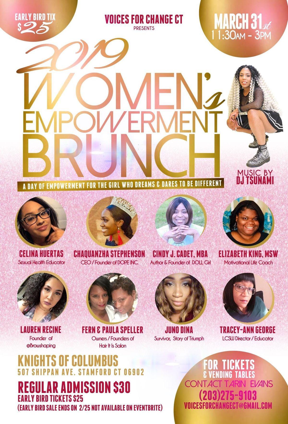 2019 Womens Empowerment Brunch by VFC