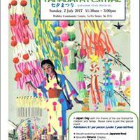 Japanese Star Festival (Tanabata Matsuri)