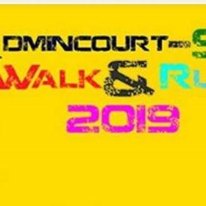 Admincourt-Siriraj Walk&Run 2019