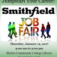 Smithfield Job Fair