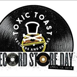 Record Store Day 2019 im Toxic-Toast