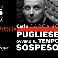 SEMINARIO DI MUSICALIT con Carlo Carcano