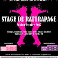 Stage de danse du 23 au 27 octobre 2017