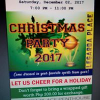Christmas Party Event