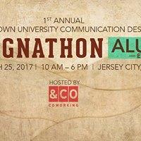 Designathon Alumni Event  Jersey City