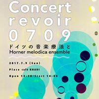 Concert revoir 0709 Horner melodica ensemble