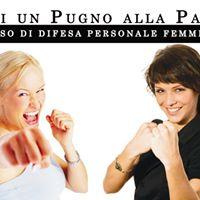 Corso antiaggressione femminile