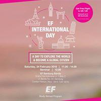 International Day Bandung 24 February 2018