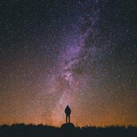 Trekking sotto le stelle