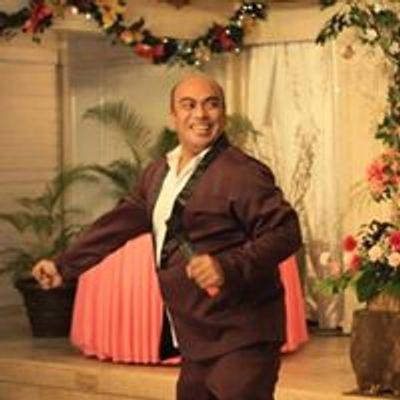 Dancing Host- Noel Lawis