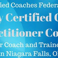 2 Day Certified Coach Practitioner Course in Niagara Falls