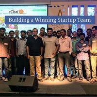 Building A Winning Startup Team in Kochi