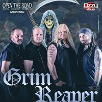 Desde Inglaterra Grim Reaper maana en Ozzy Bar