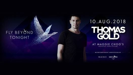 Special Guest DJ Night Thomas Gold