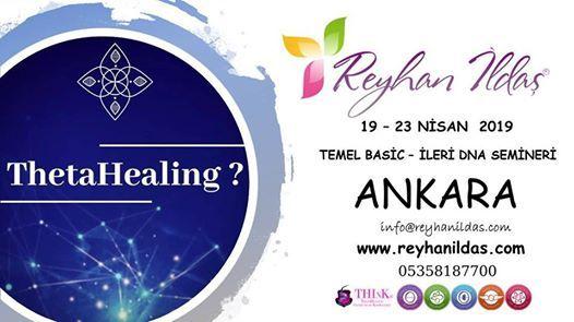 ThetaHealing Temel ve leri Seviye Semineri - Ankara