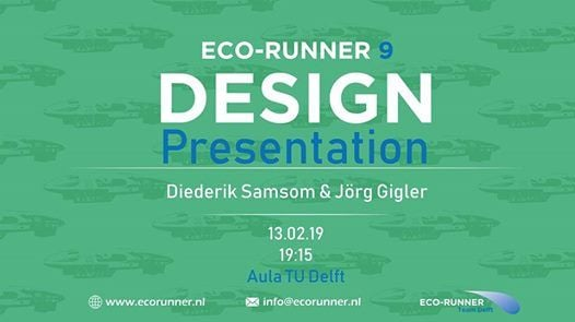 Design Presentatie Eco-Runner 9