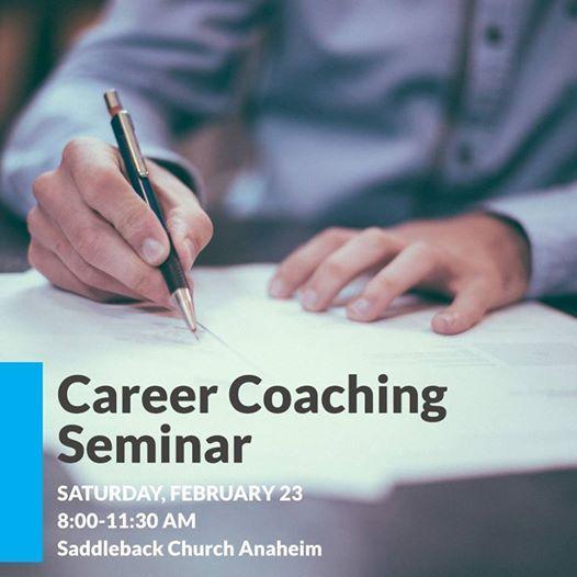 Career Coaching Seminar