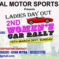 Bengal Motor Sports Club Presents 2nd Womens Car Rally 2017