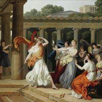 Baroque Opera Achilles in Skyros