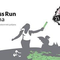 Merkur Zavarovalnica Business Run Ljubljana 2017