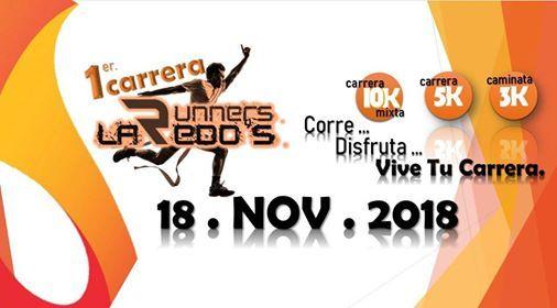 1er Carrera Runners Laredos