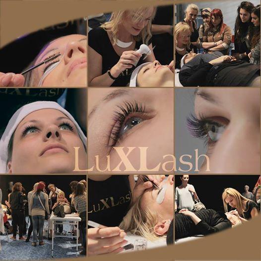 Luxlash Eye Lash Extension Course