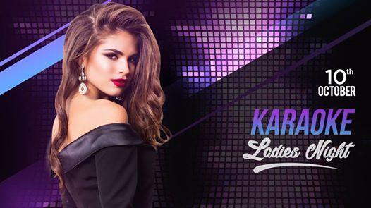 Karaoke Ladies Night