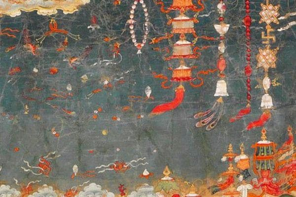 Path of Prayer to the Land of Bliss (DHS415)