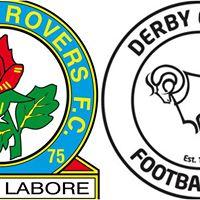 Blackburn Rovers Vs Derby County
