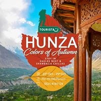 Autumn in Hunza - Experience Colors of Hunza